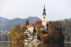 Architettura Lago di Bled