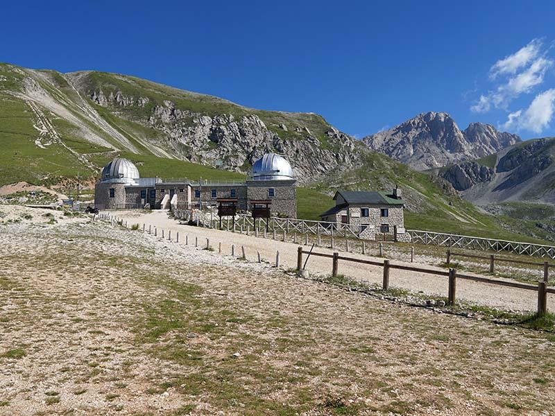 campo imperatore osservatorio astronomico