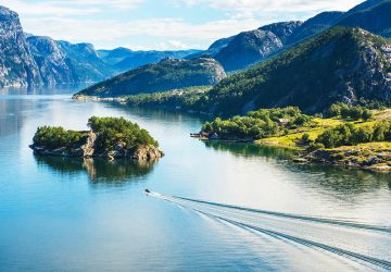 trekking ai fiordi norvegesi