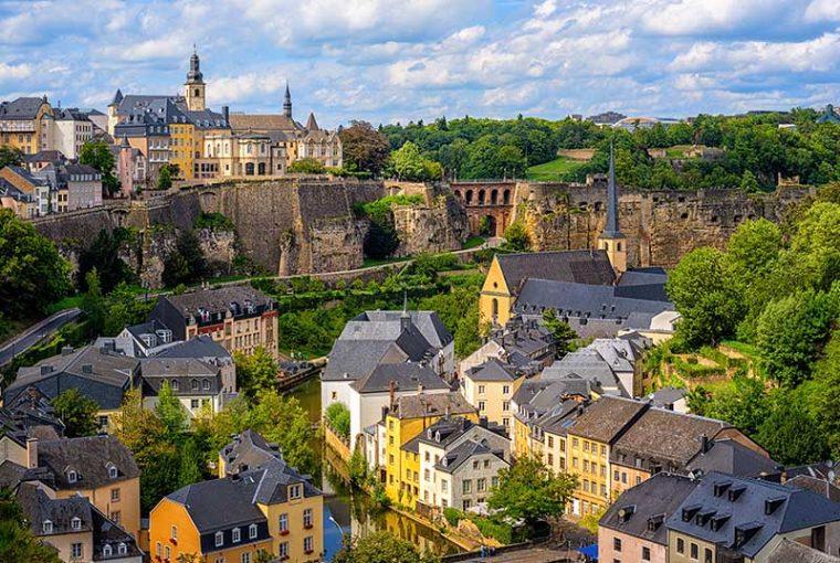 Capitale Lussemburgo