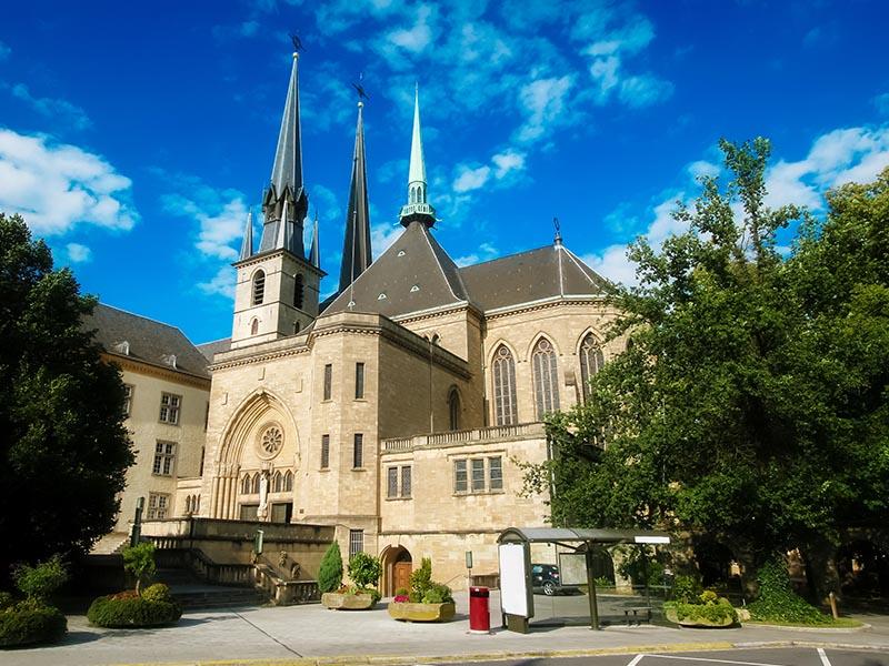 Cattedrale di Notre Dame - Lussemburgo