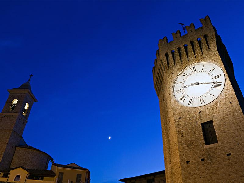 Torre Gualtieri San Benedetto del Tronto