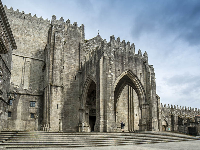 cattedrale santa maria di tui